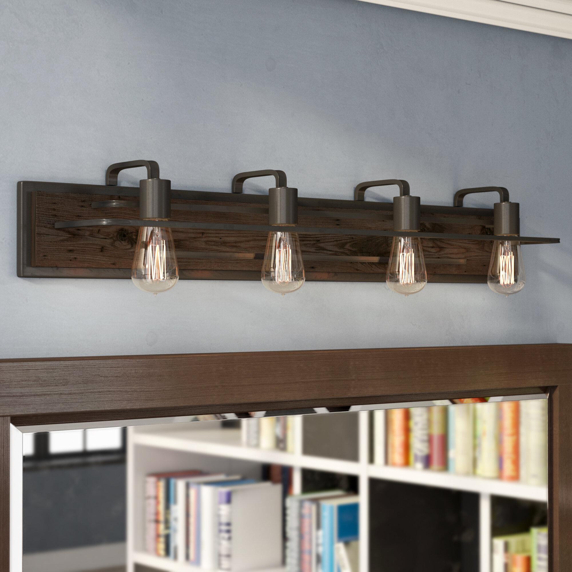 T Austin Design Islais 4 Light Vanity Reviews
