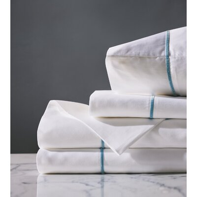 Maude 200 Thread Count 100% Cotton Sheet Set Eastern Accents