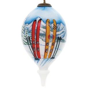 Skiing Ornament Wayfair