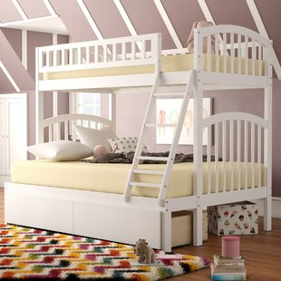 Compare & Buy Jackie Twin over Full Bunk Bed with Drawers by Viv + Rae Reviews (2019) & Buyer's Guide