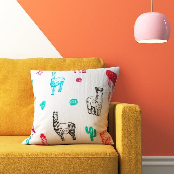 Llama Pillow Wayfair