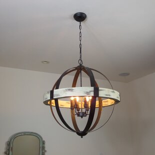 Cannella 6-Light Globe Chandelier