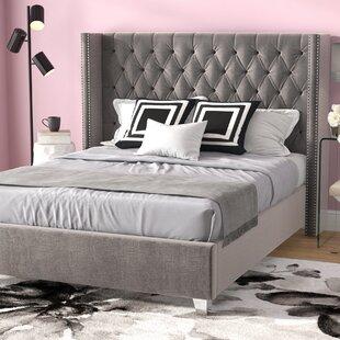 Mounts Upholstered Platform Bed