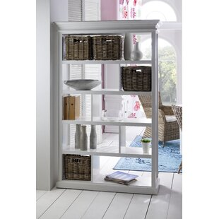 Jedidiah Library Bookcase By August Grove