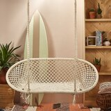 Macedo Macramé Double Chair Hammock