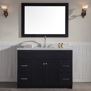 Truesdale 49 Single Bathroom Vanity Set by Winston Porter