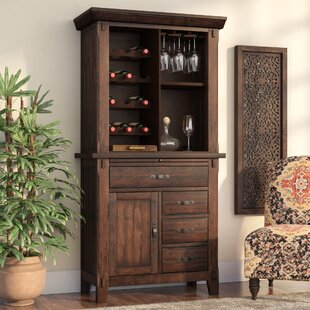 Eglantina 12 Bottle Wine Cabinet