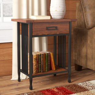 Clearsky 1 Drawer Nightstand by Loon Peak