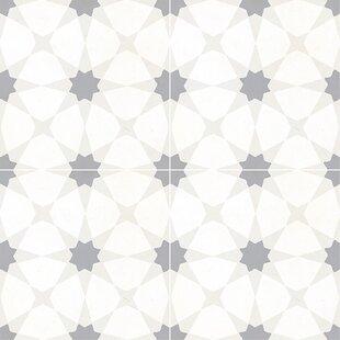 Kenzzi 8 X Porcelain Field Tile In Zoudia