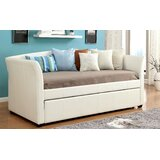 Layla Twin Daybed with Trundle by Canora Grey