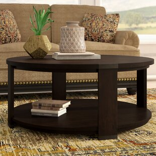 Destrey Coffee Table by World Menagerie