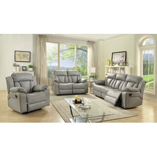 Waymire Reclining Configurable Living Room Set by Red Barrel Studio SKU:BC716242 Check Price