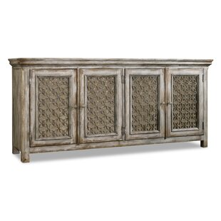 Bargain Melange TV Stand for TVs up to 78 by Hooker Furniture Reviews (2019) & Buyer's Guide