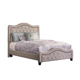 Trieste Upholstered Panel Bed by Willa Arlo Interiors