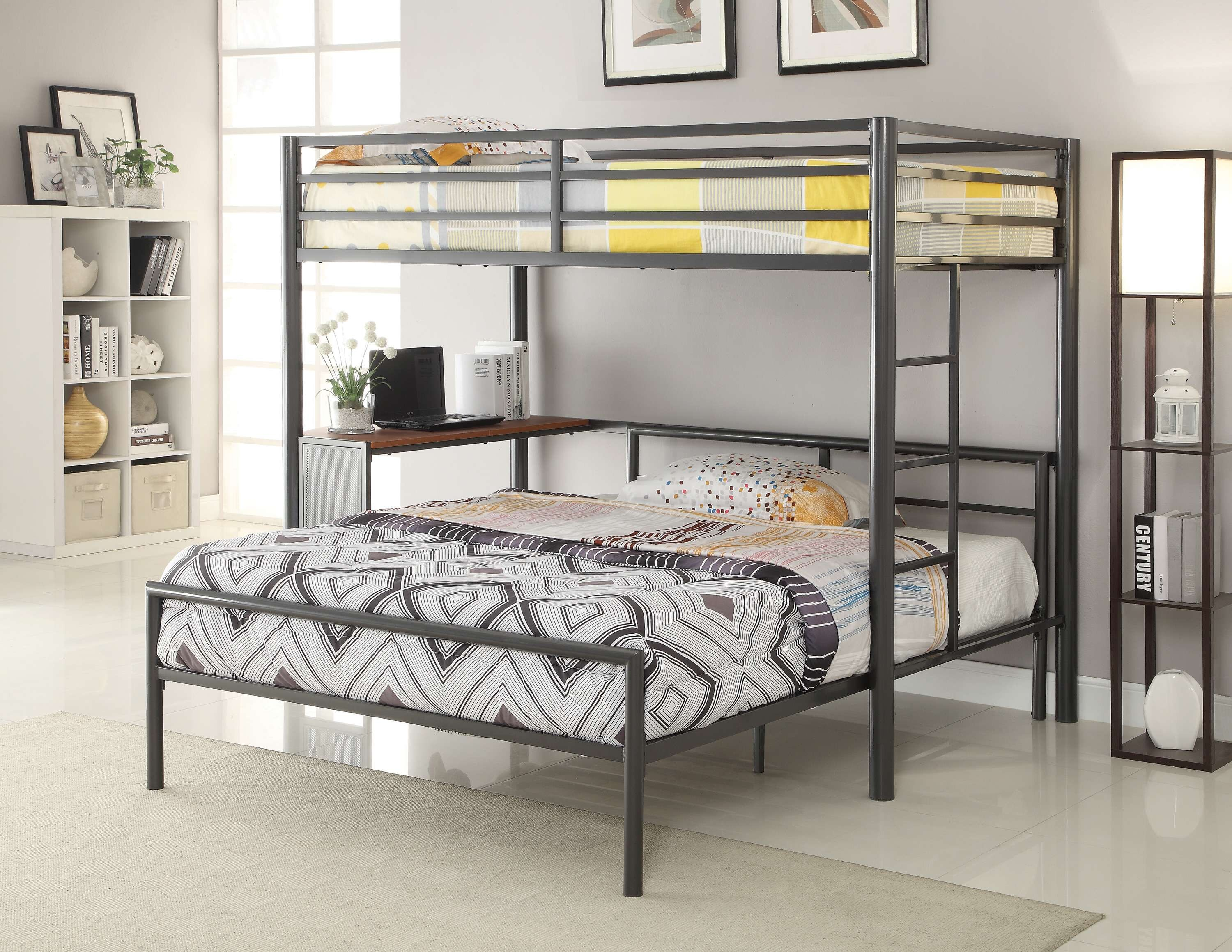 Image result for loft bed twin over full