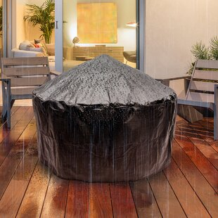 Freeport Park Round Fire Pit Cover