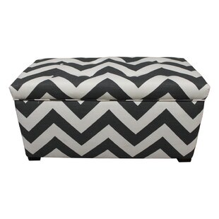 Fabric Storage Bench by Sole Designs