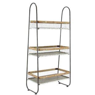 Industrial 3-Tier Basket Stand  sc 1 st  Wayfair & 3 Tier Basket Storage On Stand | Wayfair