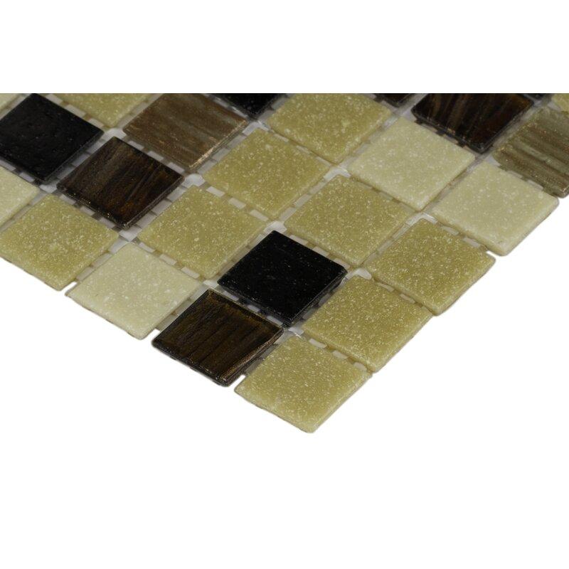 Desert Sunset 0 75 X Gl Mosaic Tile