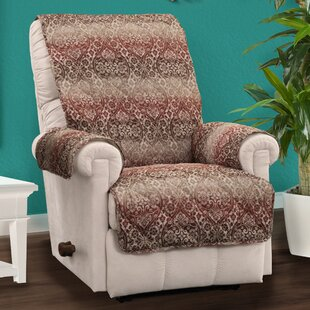 Protector Box Cushion Recliner Slipcover by Bloomsbury Market