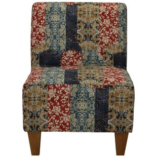World Menagerie Damion Armless Slipper Chair
