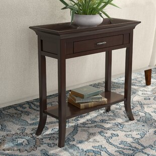 Shop For Clermont Tray Edge Console Table ByCharlton Home