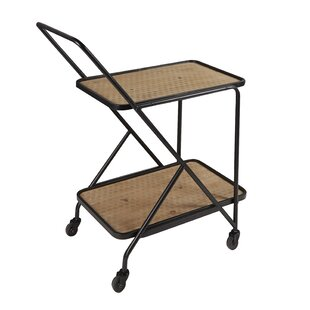 Pollard Asymmetrical Bar Cart by Williston Forge