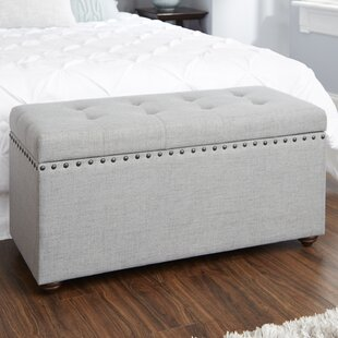 Adeline Nail Head Upholstered ..