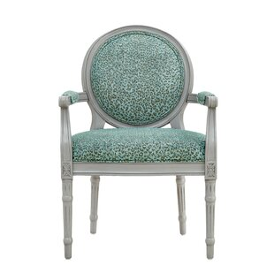 Persaud Armchair by World Menagerie