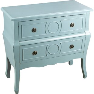 2 Drawer Chest by AA Importing