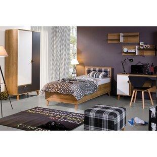Check Price Noelia 5 Piece Bedroom Set