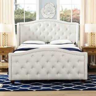 Sasu European Kingsize Upholstered Platform Bed By Rosalind Wheeler