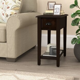 Dale End Table with Storage