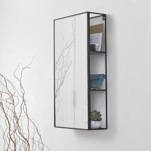 Cubiko Bathroom/Vanity Mirror By Umbra