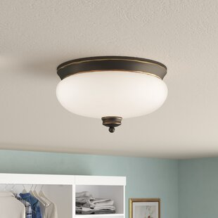 Casselman 3-Light Flush Mo..