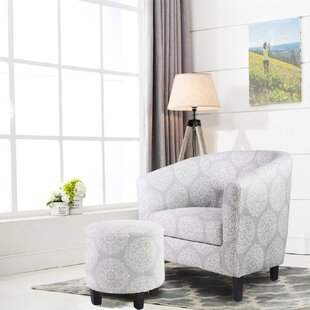Provincetown Barrel Chair ByCharlton Home