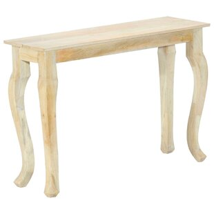 Schaefferstown Console Table By World Menagerie