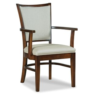 Burns Upholstered Dining Chair by Fairfie..
