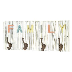 Devaney Wall Mounted Coat Rack By 17 Stories