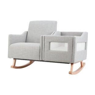 quality design 9afdf 4d10b Modern & Contemporary Nursing Rocking Chairs | AllModern