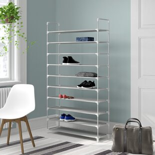 50 Pair Shoe Rack By Wayfair Basics