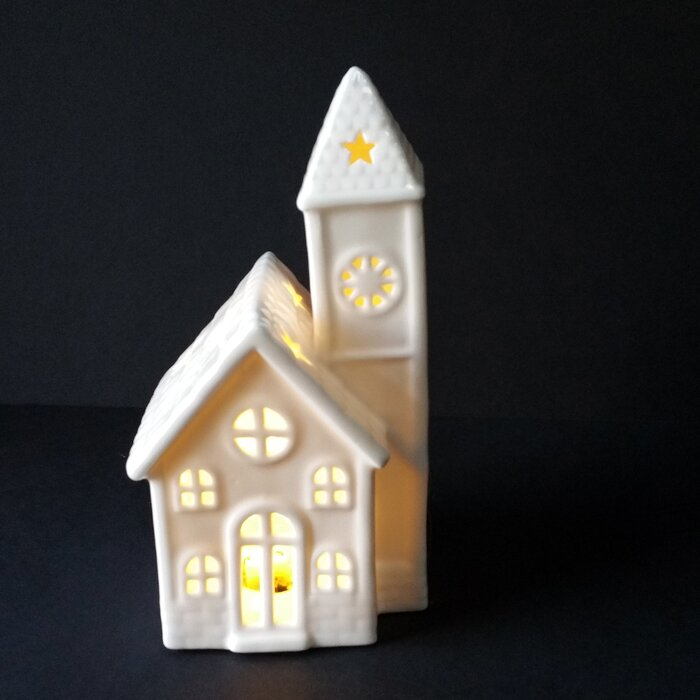 christmas house accent decor