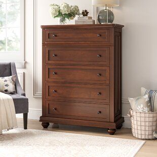 Finnegan 5 Drawer Chest
