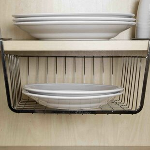 Wayfair Basics Under Shelf Basket
