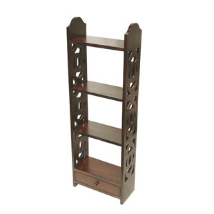 Carnation Etagere Bookcase