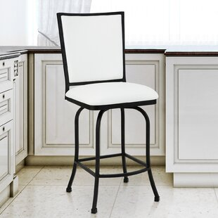 Winsome 26 Swivel Bar Stool Brayden Studio
