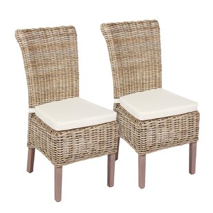 Uvalda Dining Chair (Set Of 2) By Brambly Cottage