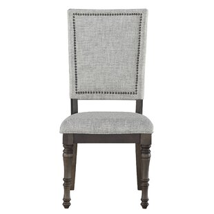 Sykes Upholstered Dining Chair (Set of 2)