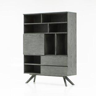 Kern Highboard Barrister Bookcase Brayden Studio