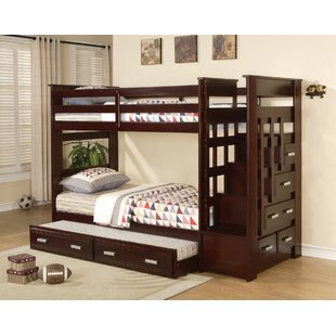 Hermia Twin Over Twin Bunk Bed